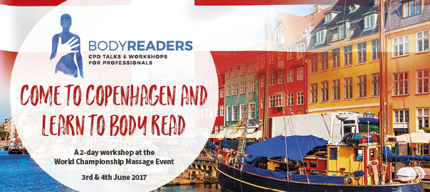"""Come to Copenhagen and Learn to """"Body read"""""""