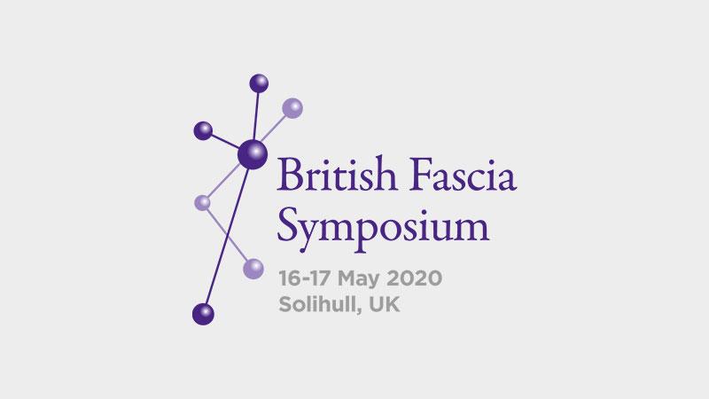 British Fascia Symposium – come and see us